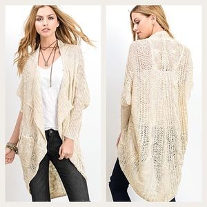 Sweaters - Just In! Sophia Drape Cardigan